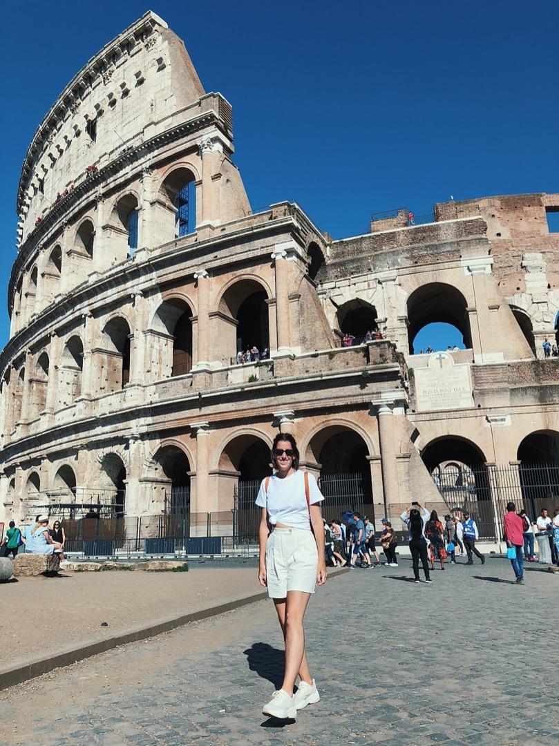 #CARMENdeVIAJE: ROMA