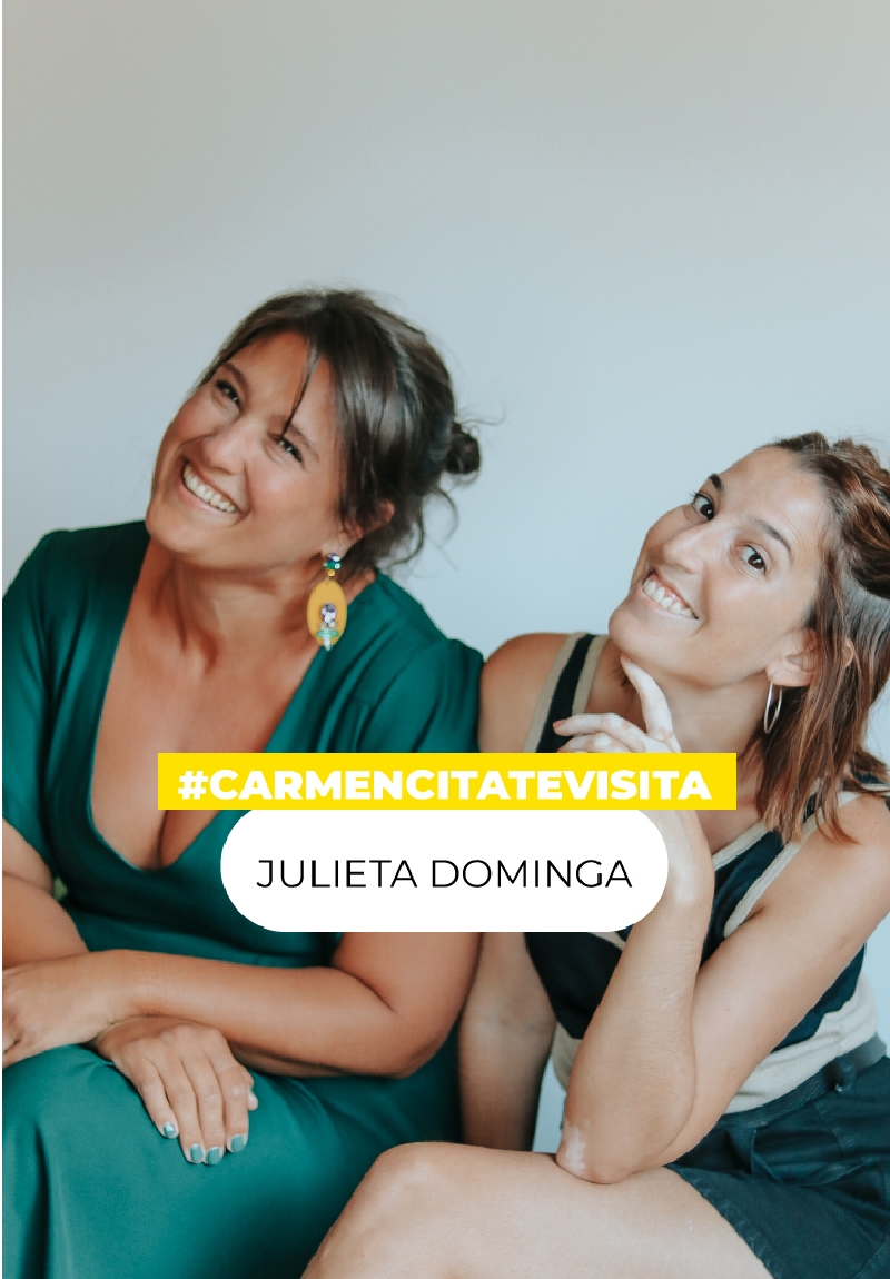 VISITANDO: JULIETA DOMINGA