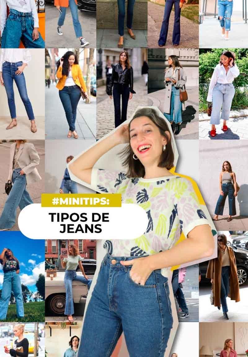 #MINITIP: TODOS LOS TIPOS DE JEANS // TENDENCIAS 2020