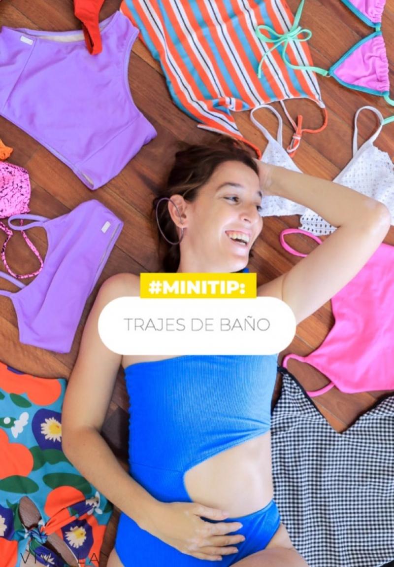 MINITIP: TRAJES DE BAÑO