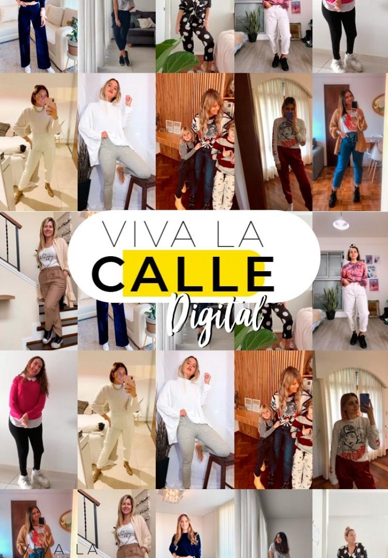 VIVA LA CALLE: LOOKS EN CUARENTENA  3